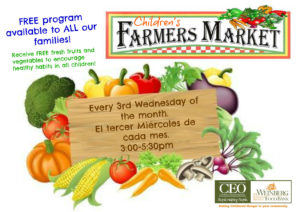 Children's Farmers Market